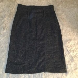 7 for all Mankind Wool skirt size 26.